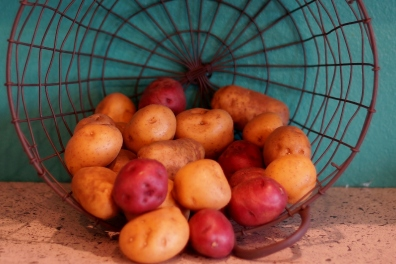 potato diet variety