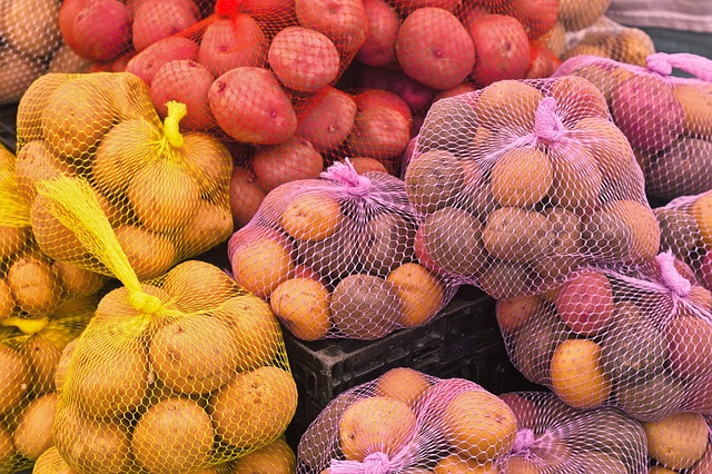Variations on the standard potato diet | The Hacker's Hangout