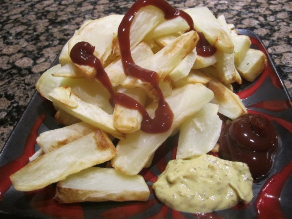 Food Friday! French Fries… | The Hacker's Hangout